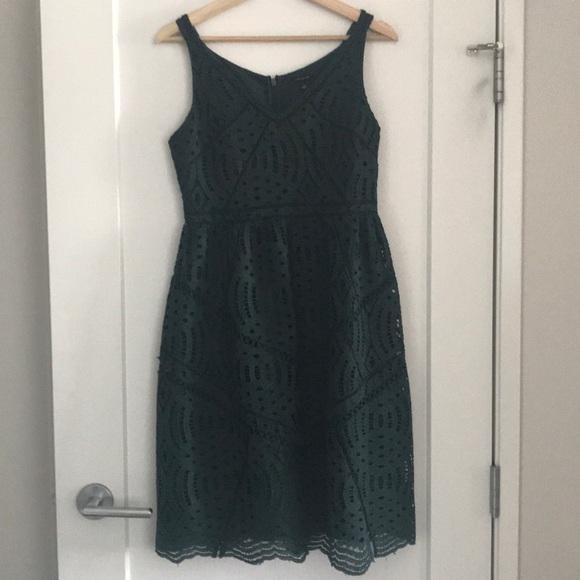 Ann Taylor Dresses & Skirts - Ann Taylor lace cocktail dress size 2